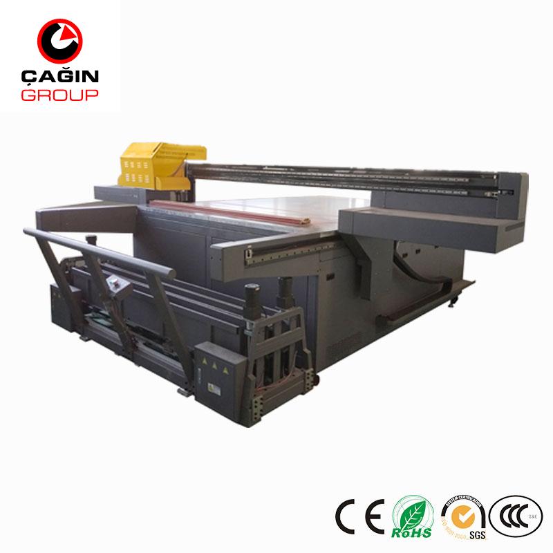 UV250X400 Ahşap Kapı Yazıcı